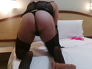 Karinna Crossdresser - Ready to Fuck