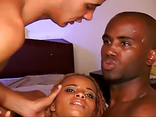 Black Bisexuals Very Sexy And Hot