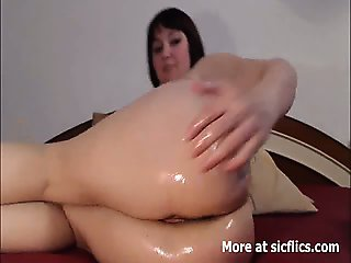 EXTREME ANAL FISTING AND PISSING WHORE