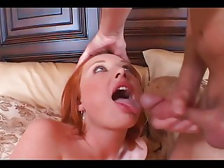 Redhead Vixen Best When There's Hair Down There