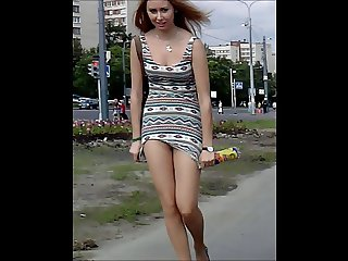 Public hunt (girls flash panties) 2013-nv