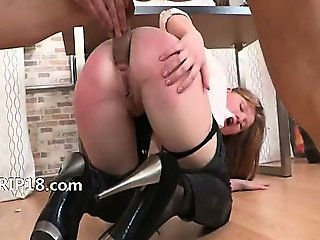 Vacations set 60 strokes of punishment - 1 5