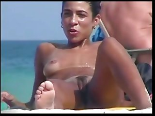 hot ladies naked on the beach 2