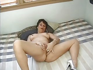 Mature woman and young man - 10