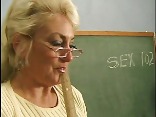 Fucking teacher
