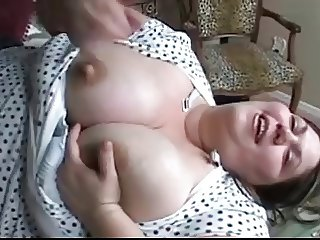 Solo #23 (BBW with Big Boobs talking Dirty on the Bed)