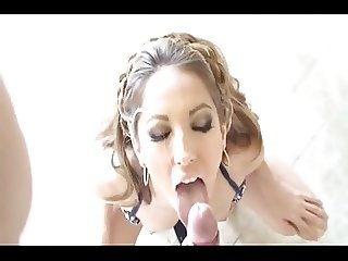 Cumshot on Face and Eye