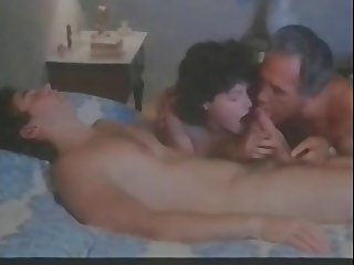 Amateur Sensual Bi-Sex Threesome Encounter
