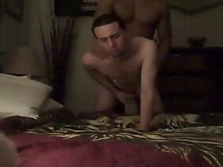 Sexy Thug Fucking his Girlfriend's Baby brother