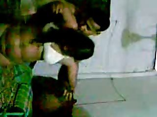 Real Homemade Indian Aunty In Saree Having Sex With Hubby
