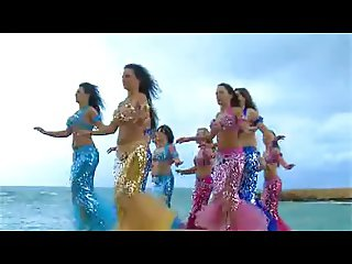Sexy Belly Dance Mermaids
