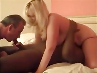 white couple get fucked by a bbc
