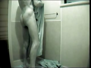 shower cam of steve wanking