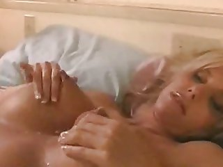 Beautiful blond milk solo