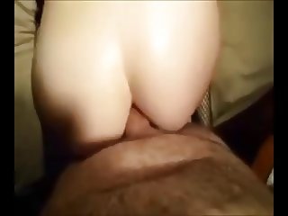 Hot Homemade Anal Creampie