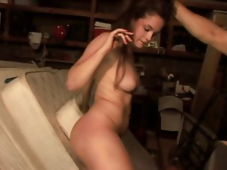 Vale in a Very Rough Anal Banging