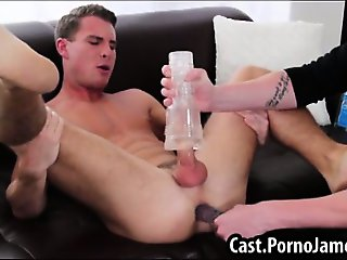 Guys first gay casting