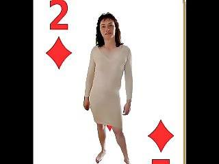 Naughty Playing Cards - Suit of Diamonds (ch-girl Edition)