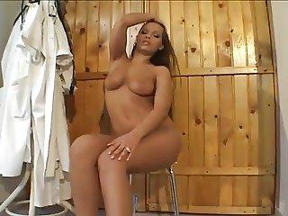EVE ANGEL NURCE MASTURBATING