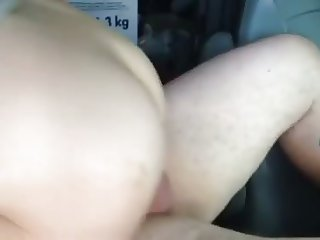 Slut wife fucks me while her boyfriend is at home