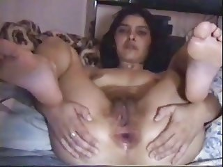 Dirty amateur Indian slut 43