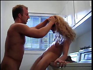 Daddy was caught by his maid sniffing her panties.