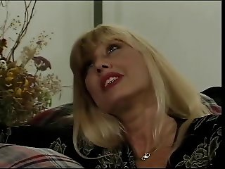beautiful mature with very nice tits fucked by young man