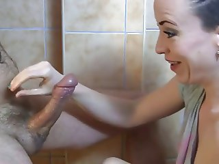 Sensual Blowjob and Handjob by Cezar73