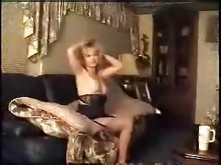 Black bull fucks the wife on couch