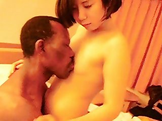 Young Japanese tries first BBC