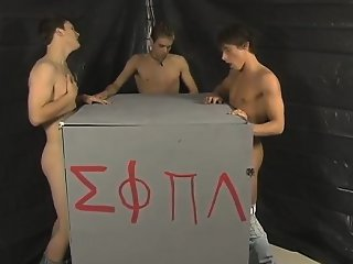 Gay twinks Don\'t activity surprised that these frat fellows