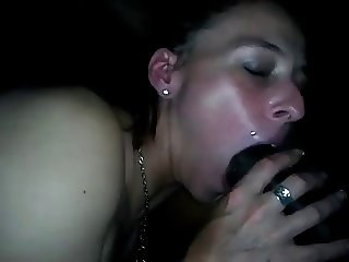 husband  films   his wife sucks BBC