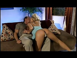 Hottie gets her ass jammed with hard cock