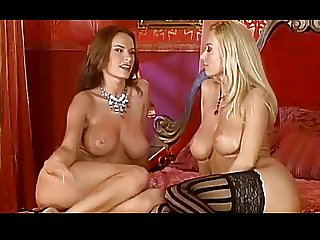 Anita Dark  and Wanda Curtis topless talk