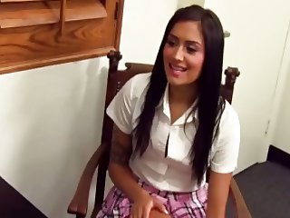 Giselle Mari Job Interview Fuct 420