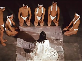 The Woman Who Wanted to Die 1970 (Group erotic scene)