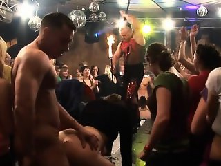 Racy sexy fuckfest partying