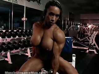 Denise Masino 29 - Female Bodybuilder
