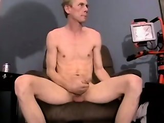 Amazing gay scene Steve Gets Some Gay Ass