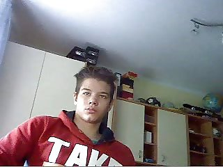 Australian, Sweet Young Boy With Fat Big Cock On Cam