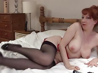 The hot mature!