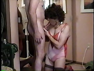 Crossdresser Greets Married BF