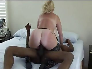 blonde big boobs anal