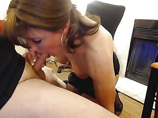 Really long Blowjob