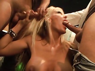 michelle mclaren anal fuck and double penetration