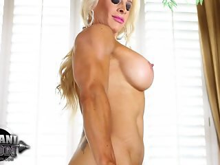 Jill Rudison 06 - Female Bodybuilder