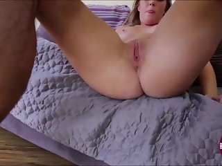 Charli gets fuck in cowgirl position