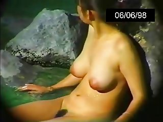 Voyeur - Japan. Amazing Tits on a Cute Girl.