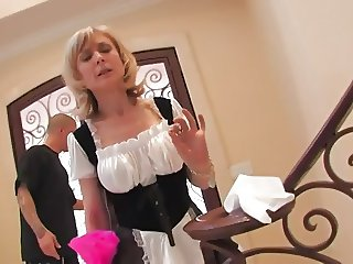 Nina Maid To Fuck