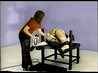 A Spanking And Toyed Ass Will Teach You